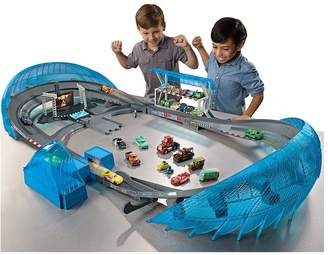 Disney Cars 3 Ultimate Florida Speedway Track Set