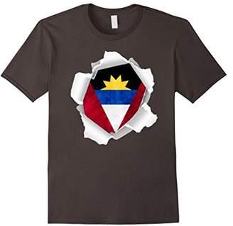 Antigua and Barbuda Flag - Antiguan Gift T-Shirt