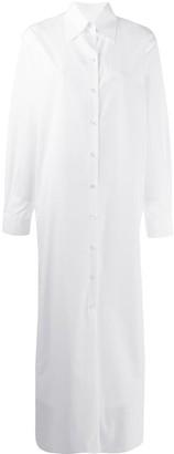 Maison Margiela maxi shirt