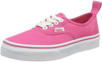 Vans Kids Authentic Elastic Lace VN0A38H480A Kids Size 4