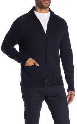 Joe Fresh Shawl Collar Full Zip Cardigan