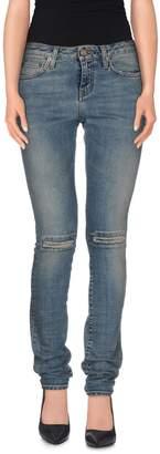 Saint Laurent Denim pants - Item 42431593HO