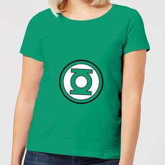 Justice League Green Lantern Logo Women's T-Shirt