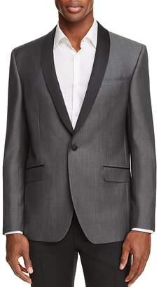 Ted Baker Endurance Josh Slim Fit Tuxedo Jacket $798 thestylecure.com