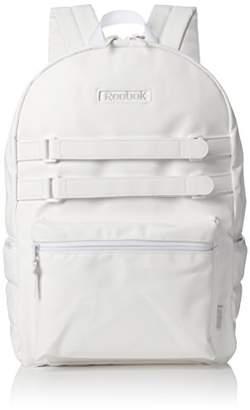 Reebok (リーボック) - [リーボック] Reebok リーボック フェイクレザー バックパック リュック ARB1012 合皮 A4収納 ホワイト
