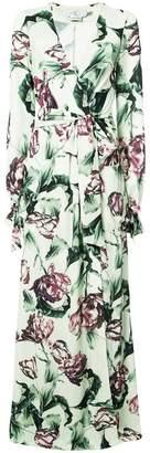 DAY Birger et Mikkelsen Patbo floral print wrap dress