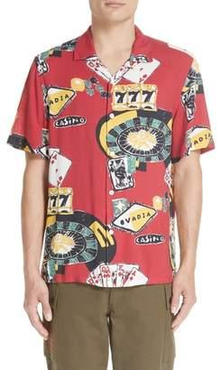 Ovadia & Sons Casino Print Shirt