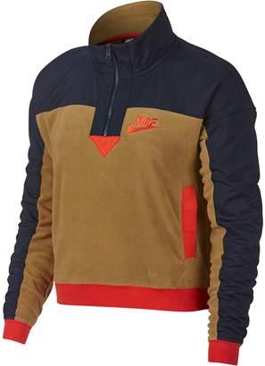 Nike Sportswear Women's Half Zip Top
