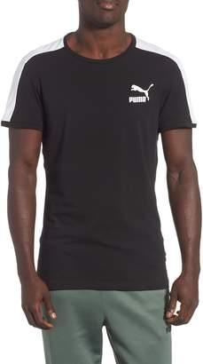 Puma Slim fit Classics T7 T-Shirt