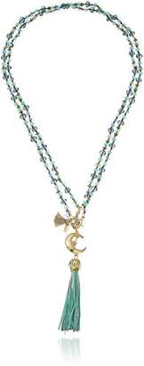 lonna & lilly Gold-Tone and Convertible Pendant Necklace