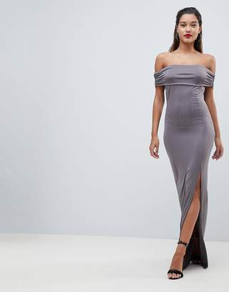 AX Paris Bardot Maxi Dress