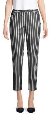 Karl Lagerfeld Paris Striped Dress Pants