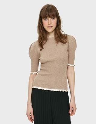 Julia Puff Sleeve Sweater