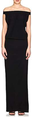 Zero Maria Cornejo Women's Revi Silk Charmeuse Maxi Dress