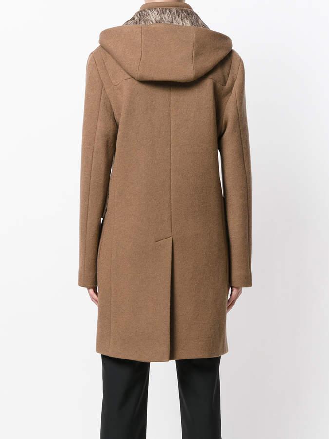 Etro hooded coat