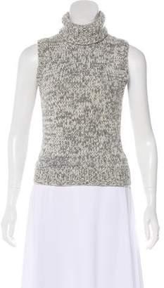 Michael Kors Sleeveless Cashmere Sweater