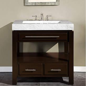"""Silkroad Exclusive Stanton 36"""" Single Bathroom Vanity Set"""