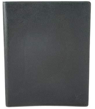 Louis Vuitton Taiga Desk Agenda Cover