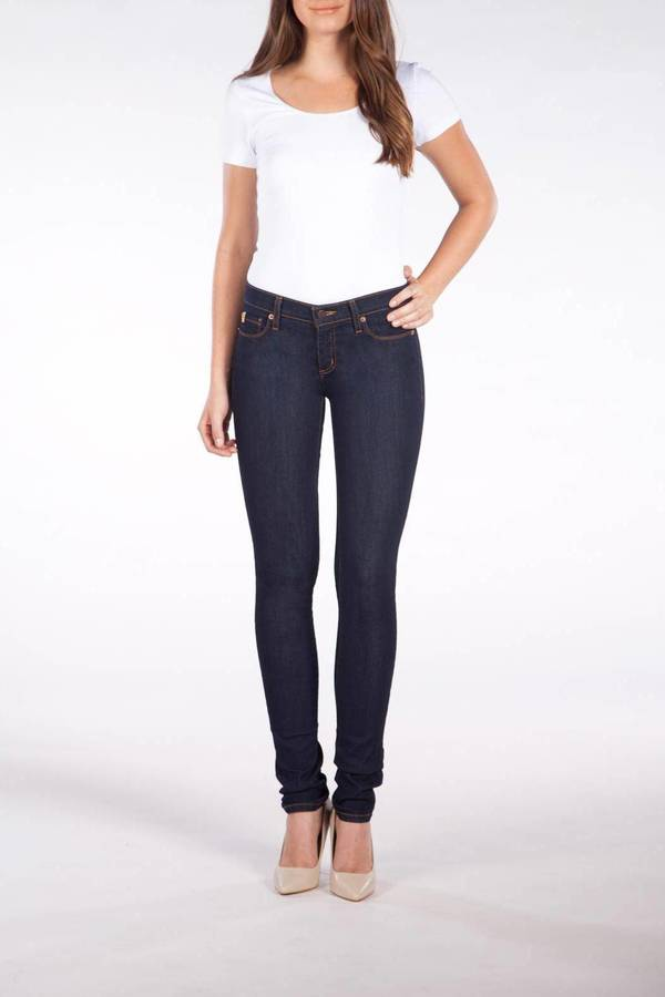 Yoga Jeans Midrise Skinny Jean