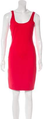 L'Agence Knee-Length Bodycon Dress