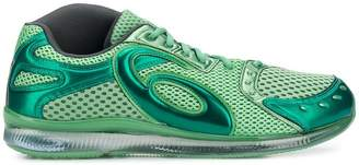 Asics mesh ankle support sneakers
