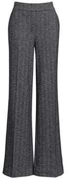 Theory Talbert Herringbone Wide Leg Pants
