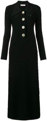 Marni knit cardigan dress
