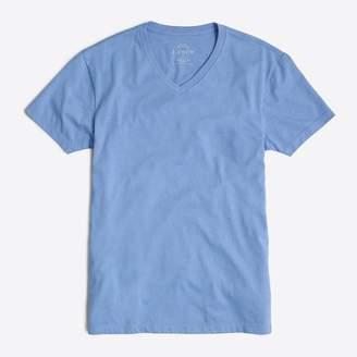 J.Crew Factory J.Crew Mercantile slim heathered Broken-in V-neck T-shirt