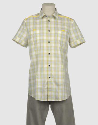 Frankie Morello Short sleeve shirts - Item 38242177OM