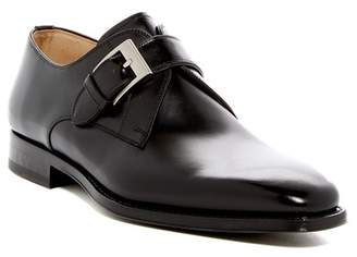 Magnanni Tudanca Buckle Dress Shoe $325 thestylecure.com