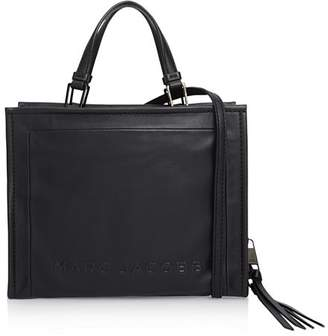Marc Jacobs The Box Large Leather Shopper Tote