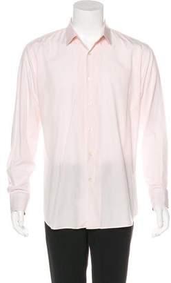 Paul Smith Woven Button-Up Shirt