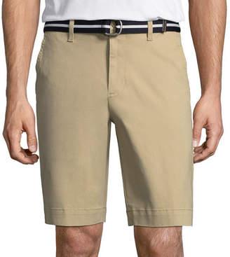 U.S. Polo Assn. USPA Mens Stretch Chino Shorts