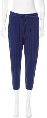 Ramy Brook Silk Skinny Pants