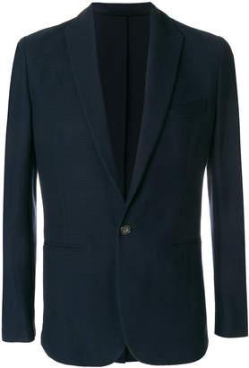 Paolo Pecora textured casual blazer