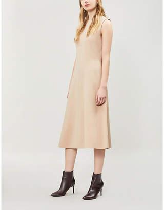 Joseph Fulton Compact crepe dress