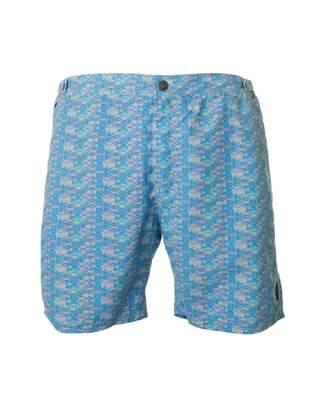 Boss Black Swimwear Tigerfish Swim Shorts