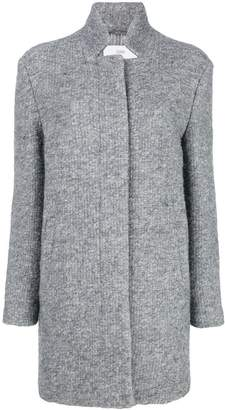 Closed classic fitted cardi-coat