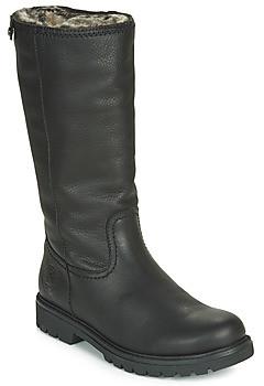 Panama Jack BAMBINA women's High Boots in Black