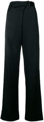 Ann Demeulemeester wide-leg trousers