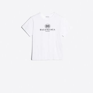 Balenciaga BB Mode printed t-shirt