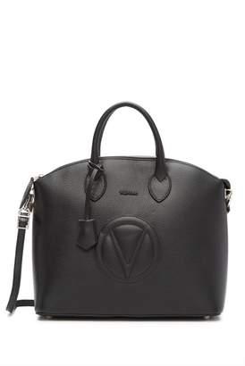 Mario Valentino Valentino By Bravia Leather Satchel Bag
