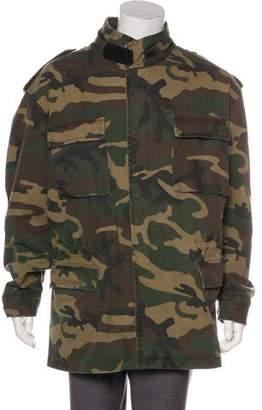 Yeezy Season 4 Camo Jacket