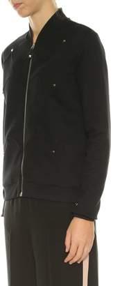 Valentino Bomber Jacket With Studs