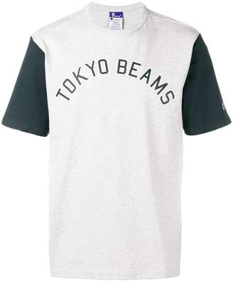 Champion Beams Block Colour T-shirt