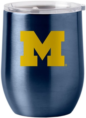 NCAA Boelter Michigan Wolverines 16-Ounce Stainless Steel Cup