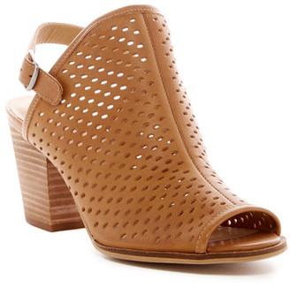 Lucky Brand Hatoraa Heel Sandal $109 thestylecure.com