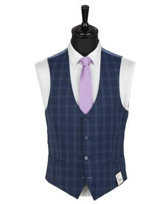 Remus Uomo Waistcoat Colour: NAVY, Size: 38R