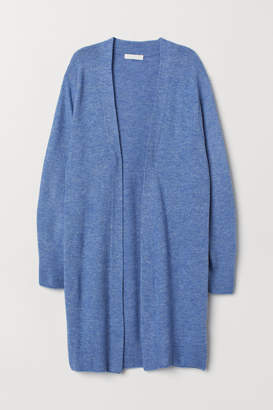 H&M Long Cardigan - Blue