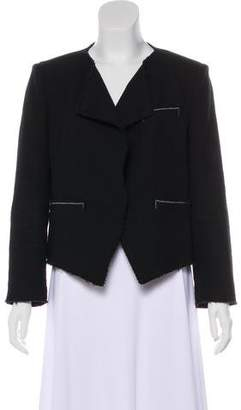 Band Of Outsiders Structured Tweed Jacket